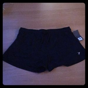 Old Navy Black Active Shorts, Size M